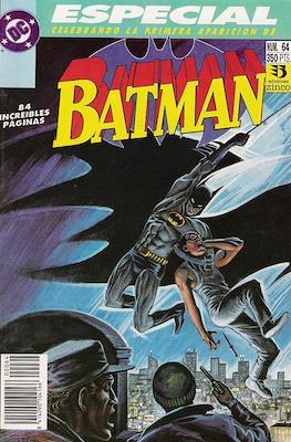 Batman (1987-1993) (Grapa) #64