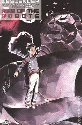 Descender (Variant Covers) (Grapa) #22