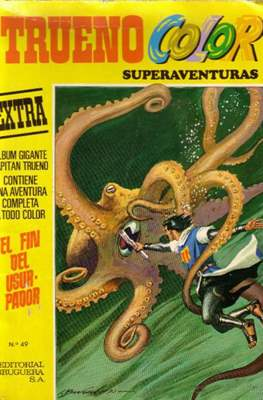 Trueno Color (Rústica, 64 páginas (1970)) #49