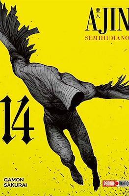 Ajin: Semihumano (Rústica) #14