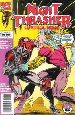 Night Thrasher. Control total #3