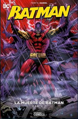 La muerte de Batman (Grapa) #2