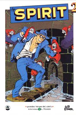 Grandes héroes del cómic (Rústica) #30
