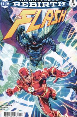 The Flash Vol. 5 (2016- Variant Covers) (Comic Book) #21