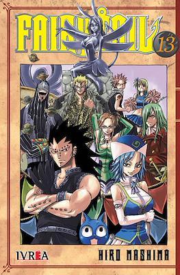 Fairy Tail (Rústica) #13