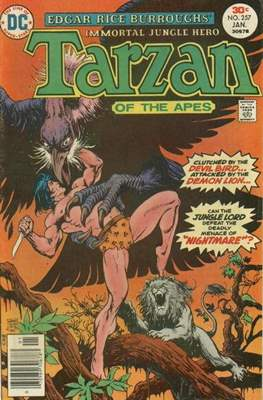 Tarzan (Comic-book) #257