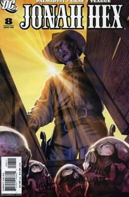 Jonah Hex Vol. 2 #8
