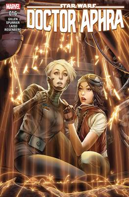 Star Wars: Doctor Aphra (Digital) #16