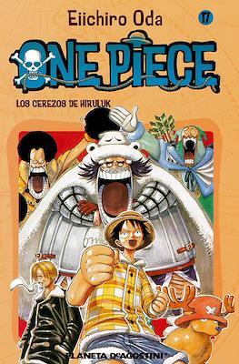 One Piece (Rústica con sobrecubierta) #17