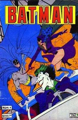 Batman (1987-2002) (Grapa) #4