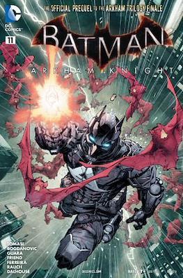 Batman Arkham Knight (Grapa) #11