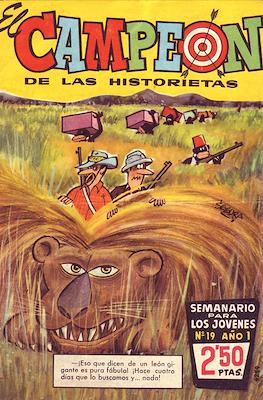 El Campeón (1960) (Grapa) #19
