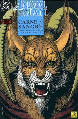 Animal Man - Carne y Sangre #3