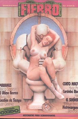 Fierro (Grapa (1984-1992) Primera época) #13