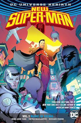 New Super-Man Vol.1 (2016-2018) (Softcover) #1