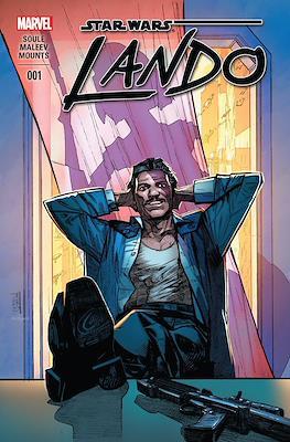 Lando (Comic-book) #1