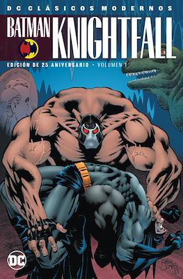Batman: Knightfall - DC Clásicos Modernos (Rústica) #1