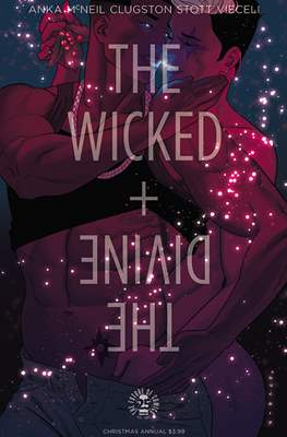 The Wicked + The Divine Christmas Annual. Variant Cover