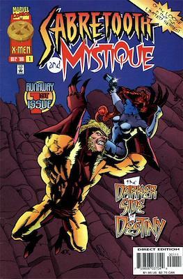 Sabretooth and Mystique Vol 1 (Comic-Book/Digital) #1