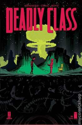 Deadly Class (Comic-book) #36