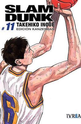 Slam Dunk - Edición Kanzenban (Rústica con sobrecubierta) #11