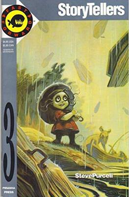 Fast Forward (Comic Book 64 pp) #3
