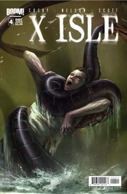 X Isle (Comic Book) #4
