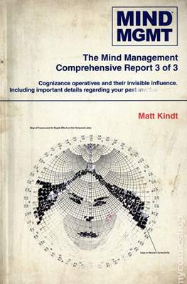 Mind MGMT (Softcover 400-360 pp) #3
