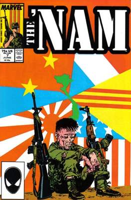 The 'Nam Vol 1 (Comic-book.) #7
