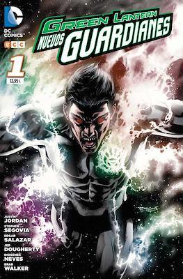 Green Lantern: Nuevos Guardianes (Rústica, 136-80 pp) #1