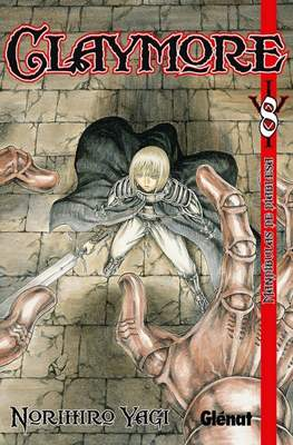 Claymore #8