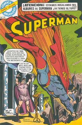 Super Acción / Superman #29