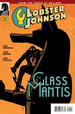Lobster Johnson #22