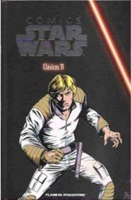 Star Wars comics. Coleccionable (Cartoné 192 pp) #11