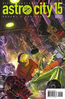 Astro City (Comic Book) #15