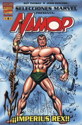 Selecciones Marvel (1999-2002) (Rústica. 17x26. 80-144 páginas. Color) #4