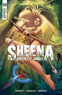 Sheena Queen of the Jungle (2017) (Grapa) #3