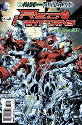 Red Lanterns (2011 - 2015) New 52 #14