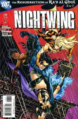 Nightwing Vol. 2 (1996) (Saddle-stitched) #138