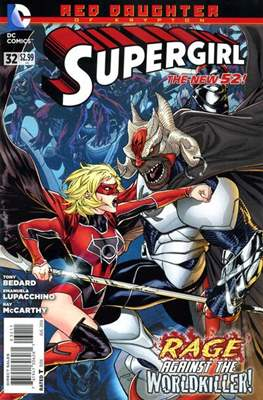 Supergirl Vol. 6 (2011-2015) #32