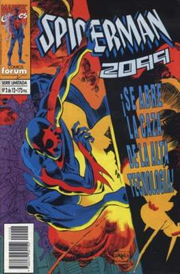 Spiderman 2099 Vol. 1 (1994-1995) #2