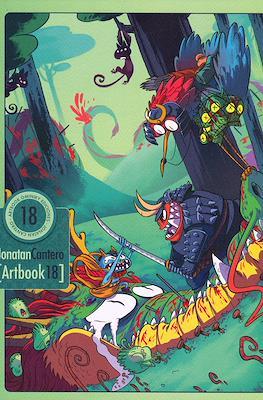 Colección Artbooks de autores españoles (Rústica) #18