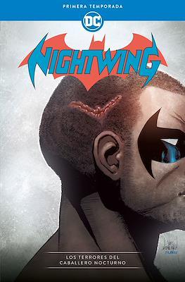 Nightwing - Primera temporada: Los terrores del Caballero Nocturno (Rústica 176 pp) #