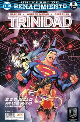 Batman / Superman / Wonder Woman: Trinidad (Grapa 24 pp) #10