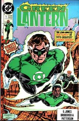 Green Lantern Vol. 2 (1990-2004) #1