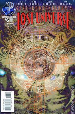 Lost Universe (Comic Book) #6