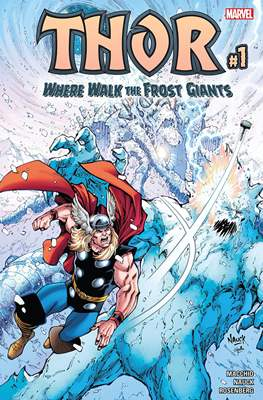 Thor Where Walk the Frost Giants