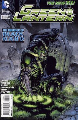 Green Lantern Vol. 5 (2011-2016) (Comic book) #11
