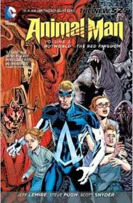 Animal Man Vol. 2 (Rústica) #3