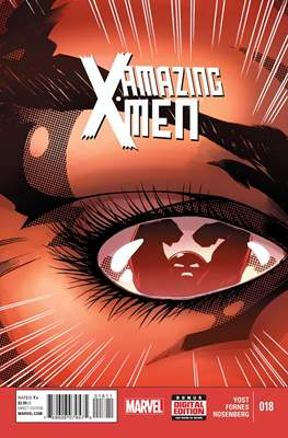 Amazing X-Men Vol. 2 (Comic Book) #18